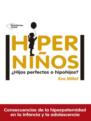 cover image of Hiperniños