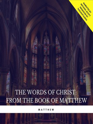 cover image of The Words of Christ