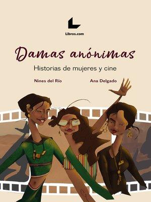 cover image of Damas anónimas