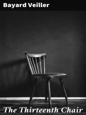 cover image of The Thirteenth Chair