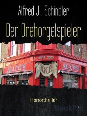 cover image of Der Drehorgelspieler