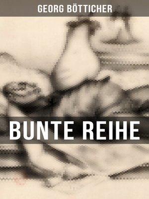 cover image of Bunte Reihe