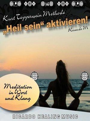 cover image of Kurt Tepperwein Methode