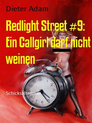 cover image of Redlight Street #9