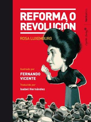 cover image of Reforma o revolución