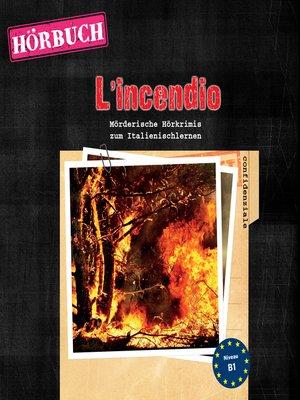 cover image of PONS Hörkrimi Italienisch