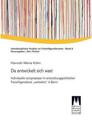 cover image of Da entwickelt sich was!