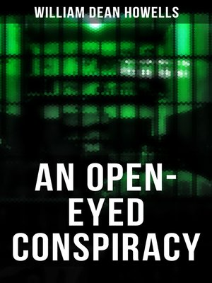 cover image of AN OPEN-EYED CONSPIRACY