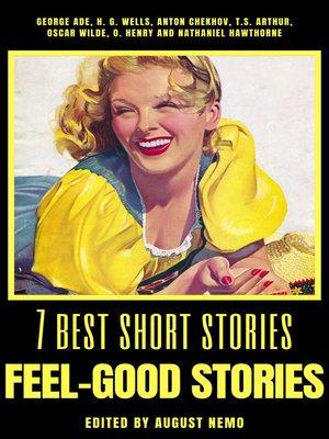 cover image of 7 best short stories--Feel-Good Stories