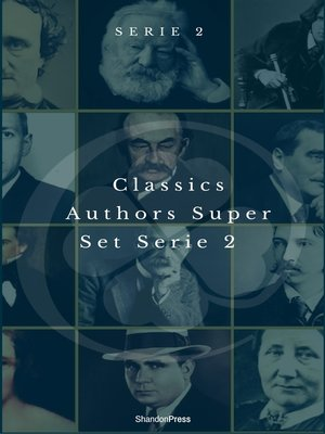 cover image of Classics Authors Super Set Serie 2 (Shandon Press)