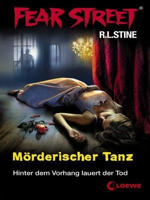 cover image of Mörderischer Tanz