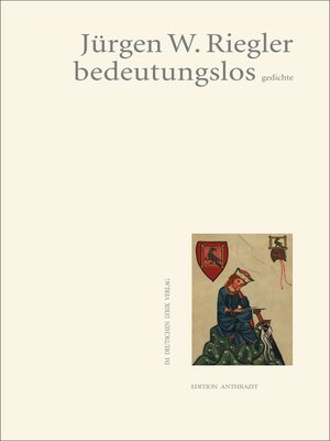 cover image of bedeutungslos