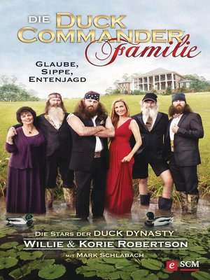 cover image of Die Duck Commander Familie