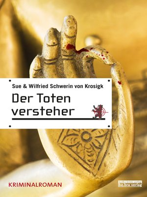 cover image of Totenversteher