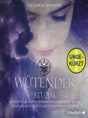 cover image of Wütender Sturm