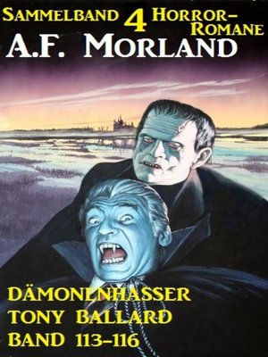 cover image of Sammelband 4 Horror-Romane