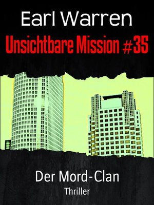cover image of Unsichtbare Mission #35