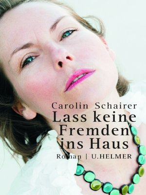 cover image of Lass keine Fremden ins Haus