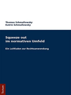 cover image of Squeeze out im normativen Umfeld