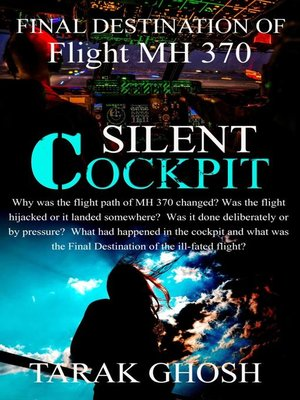 cover image of SILENT COCKPIT
