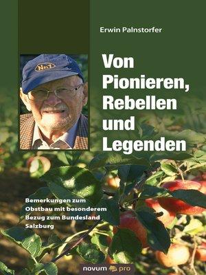 cover image of Von Pionieren, Rebellen und Legenden
