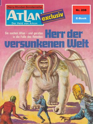 cover image of Atlan 208