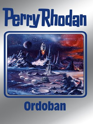 cover image of Perry Rhodan 143