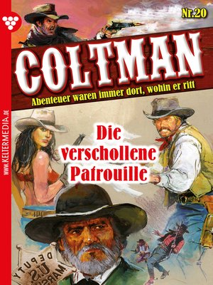 cover image of Coltman 20--Erotik Western
