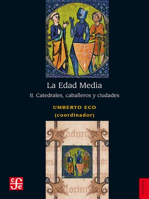 cover image of La Edad Media, II
