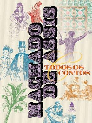 cover image of Box Todos os contos de Machado de Assis