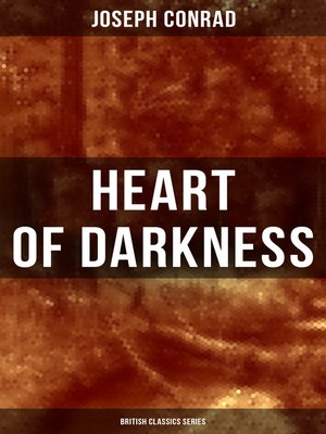 cover image of Heart of Darkness (British Classics Series)