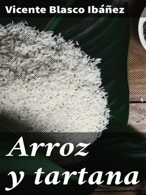 cover image of Arroz y tartana