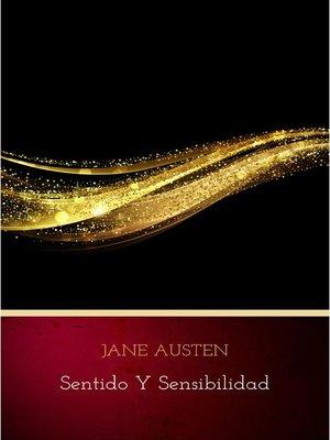 cover image of Sentido y Sensibilidad