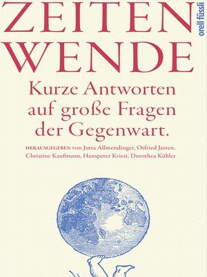 cover image of Zeitenwende