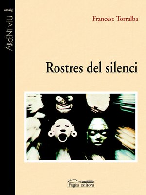 cover image of Rostres del silenci