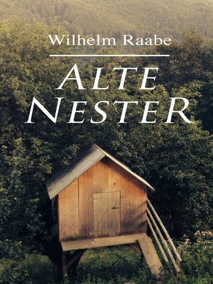 cover image of Alte Nester