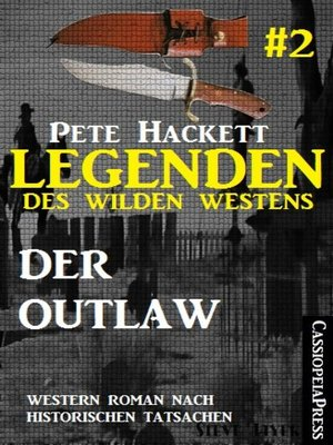 cover image of Legenden des Wilden Westens 2