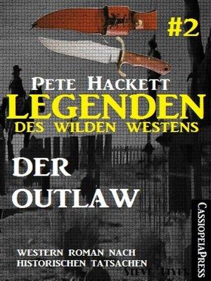 cover image of Legenden des Wilden Westens 2