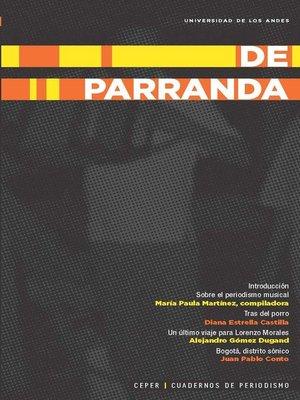 cover image of De parranda