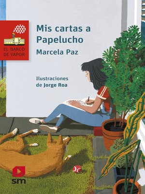 cover image of Mis cartas a Papelucho