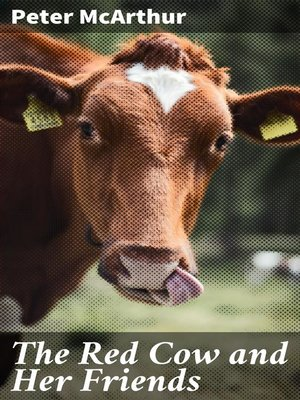 cover image of The Red Cow and Her Friends