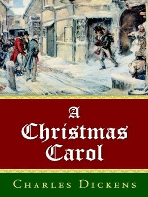 cover image of A Christmas Carol (Unabriged)