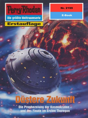 cover image of Perry Rhodan 2199