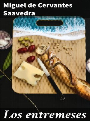 cover image of Los entremeses