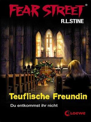 cover image of Teuflische Freundin