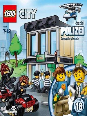 cover image of Folge 18--Polizei--Doppelter Einsatz