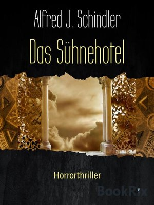 cover image of Das Sühnehotel