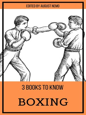 cover image of 3 books to know Boxing