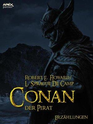 cover image of CONAN, DER PIRAT