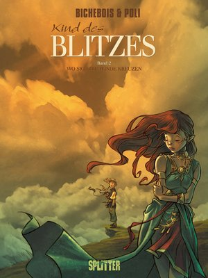 cover image of Kind des Blitzes. Band 2